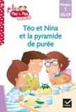Isabelle Chavigny - La pyramide de purée.