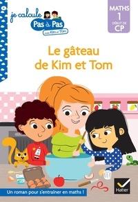 Isabelle Chavigny - Le gâteau de Kim et Tom - Maths 1 Début de CP.