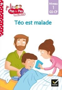 Livre google téléchargement gratuit Téo est malade par Isabelle Chavigny in French ePub