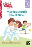 Isabelle Chavigny - Vive les sportifs ! - Niveau 1 GS-CP.