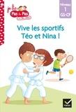 Isabelle Chavigny - Vive les sportifs !.
