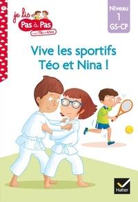 Livres électroniques pdf download Vive les sportifs ! 9782401064904