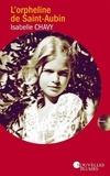 Isabelle Chavy - L'orpheline de Saint-Aubin.