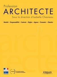 Isabelle Chesneau - Profession architecte.