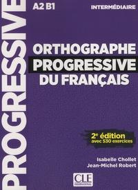 Orthographe progressive du français intermédiaire - Avec 530 exercices.pdf
