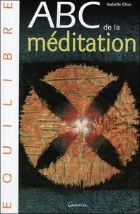Isabelle Clerc - ABC de la méditation.