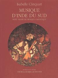 Deedr.fr Musique d'Inde du sud. Petit traité de musique carnatique, avec CD Audio Image
