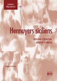 Deedr.fr Hennuyers siciliens - Troisième génération : identités et projets Image