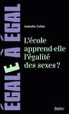 Isabelle Collet - L'école apprend-elle l'égalité des sexes ? - Pour combattre les inégalités à l'école.