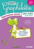 Isabelle Collioud-Marichallot - Graphilettre CM1 CM2 - Production d'écrits.