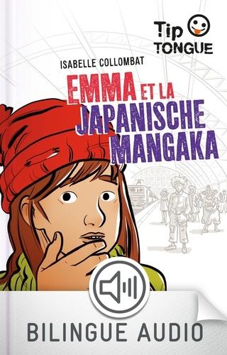 Isabelle Collombat - Emma et la japanische mangaka.