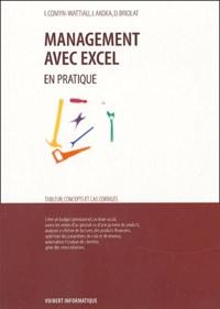 Isabelle Comyn-Wattiau et Jacky Akoka - Management avec Excel en pratique.