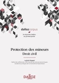 Protection des mineurs- Droit civil - Isabelle Corpart pdf epub