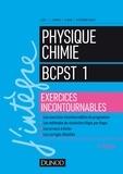 Isabelle Côte et Loïc Lebrun - Physique-Chimie BCPST 1 - Exercices incontournables.