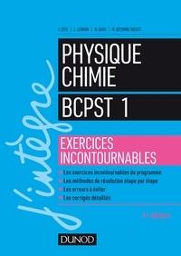 Isabelle Côte et Loïc Lebrun - Physique-Chimie Exercices incontournables BCPST 1re année.