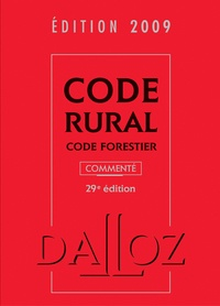 Isabelle Couturier - Code rural - Code forestier.