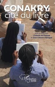 Isabelle Da Piedade et Jean-Célestin Edjangué - Conakry cité du livre.