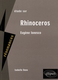 Isabelle Dano - Etude sur Eugène Ionesco - Rhinocéros.