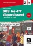 Isabelle Darras et  Yuio - SOS, les 4e F disparaissent - Bandes dessinées. 1 CD audio MP3