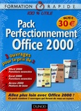 Isabelle Daudé et Jean-François Sehan - Pack Perfectionnement Office 2000 en 3 volumes.