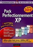 Isabelle Daudé et Frédéric Hepner - Pack Perfectionnement XP en 3 volumes.