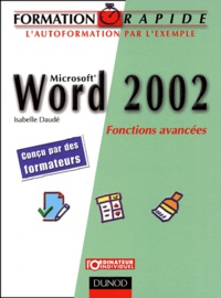 Word 2002 - Fonctions avancées.pdf