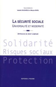 La Sécurité sociale : Universalité et Modernité - Approche de droit comparé.pdf