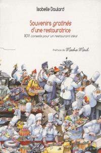 Deedr.fr Souvenirs gratinés d'une restauratrice - 101 conseils pour un restaurant idéal Image