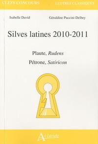 Silves latines 2010-2011 - Plaute, Rudens - Pétrone, Satiricon.pdf