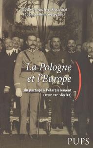 La Pologne et lEurope - Du partage à lélargissement (XVIIIe-XXIe siècles).pdf
