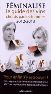 Histoiresdenlire.be Féminalise - Le guide des vins choisis par les femmes Image