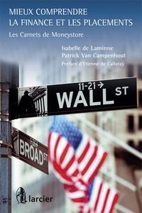 Histoiresdenlire.be Mieux comprendre la finance et les placements - Les Carnets de Moneystore Image