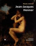 Isabelle de Lannoy - Musée national Jean-Jacques Henner : catalogue des peintures.