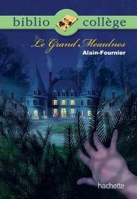Isabelle de Lisle et  Alain-Fournier - Bibliocollège - Le Grand Meaulnes - n° 77.
