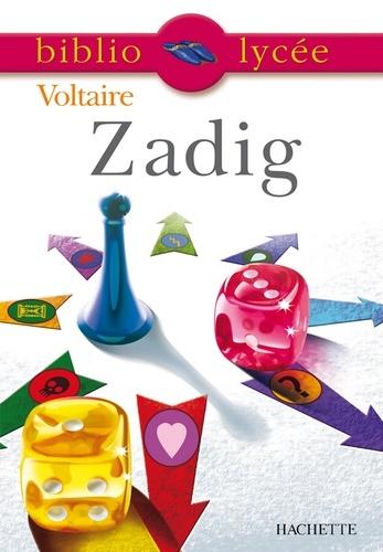 Isabelle de Lisle - Bibliolycée - Zadig ou la Destinée, Voltaire.
