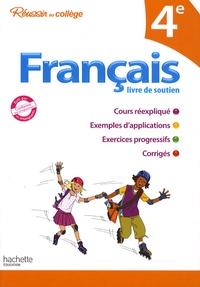 Isabelle de Lisle - Français 4e - Livre de soutien.