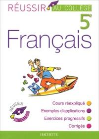 Francais 5eme Pdf Francais