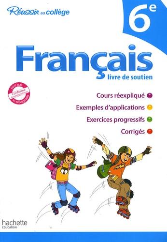 Francais 6e Livre De Soutien