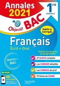 Isabelle de Lisle et Sylvie-Laure Beauthier - Français écrit + oral 1re générale.