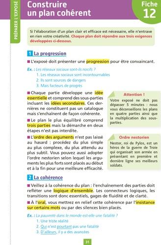 Grand oral Bac Tle générale & technologique  Edition 2020
