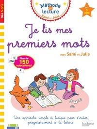 Isabelle de Lisle - Je lis mes premiers mots avec Sami et Julie.