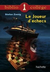 Isabelle de Lisle et Stefan Zweig - Le joueur d'échecs.