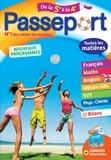 Isabelle de Lisle et Philippe Rousseau - Passeport de la 5e à la 4e.