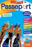 Isabelle de Lisle et Philippe Rousseau - Passeport de la 6e à la 5e.