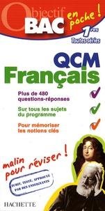 Isabelle de Lisle - QCM Français 1e.