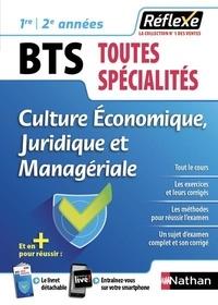 Isabelle Delzant et Xavier Le Ven - Culture économique, juridique et managériale BTS 1re et 2e années.