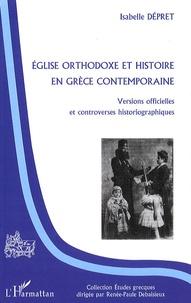 Eglise orthodoxe et histoire en grèce contemporaine - Versions officielles et controverses historiographiques.pdf