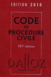 Isabelle Després - Code de procédure civile 2010.