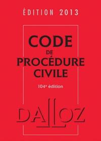 Isabelle Després - Code de procédure civile 2013.