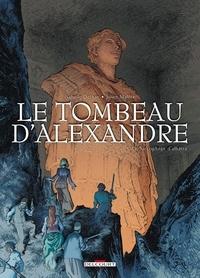 Isabelle Dethan et Julien Maffre - Le tombeau d'Alexandre Tome 3 : Le Sarcophage d'Albatre.